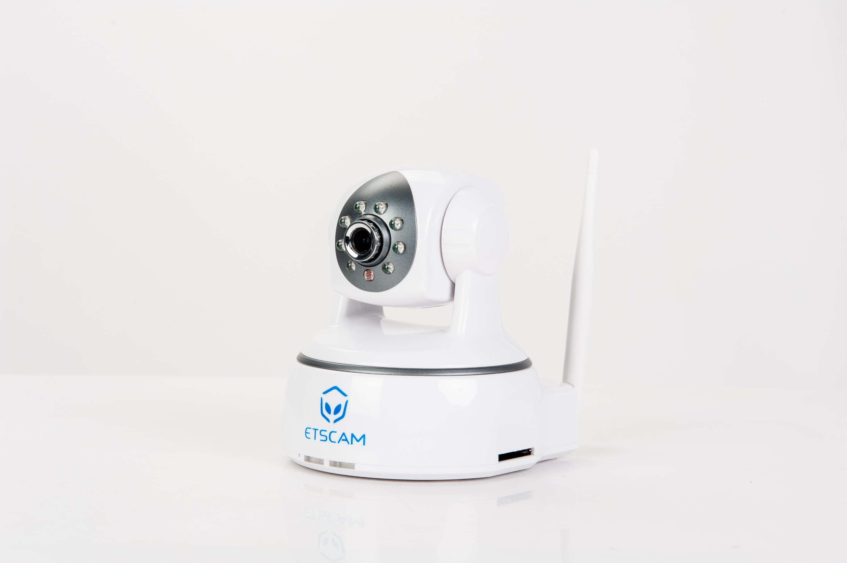Kinzo 720p WiFi Wireless Security IP Camera, Baby Monitor