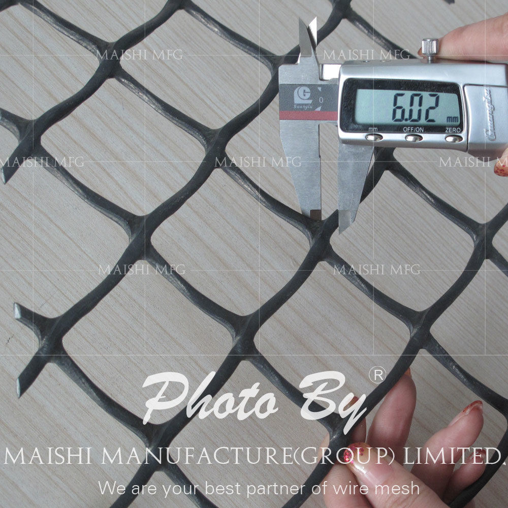 PP PE Extruded Square Net