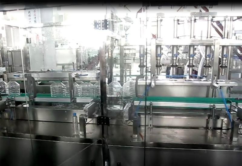 Automatic Water Filling Production Machine Plant for Africa Market
