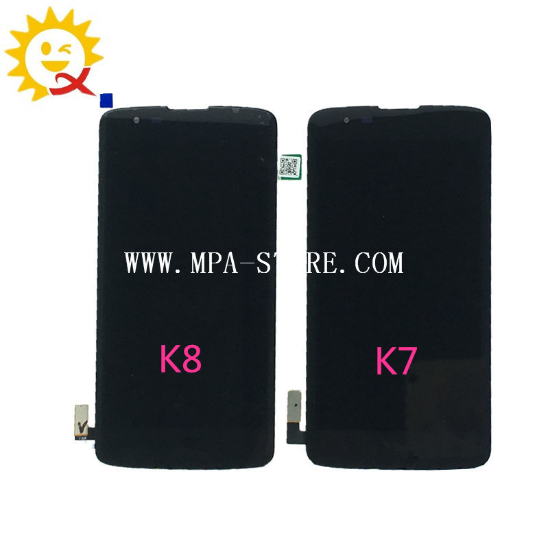 K8 Mobile Phone LCD Display Accessories for LG