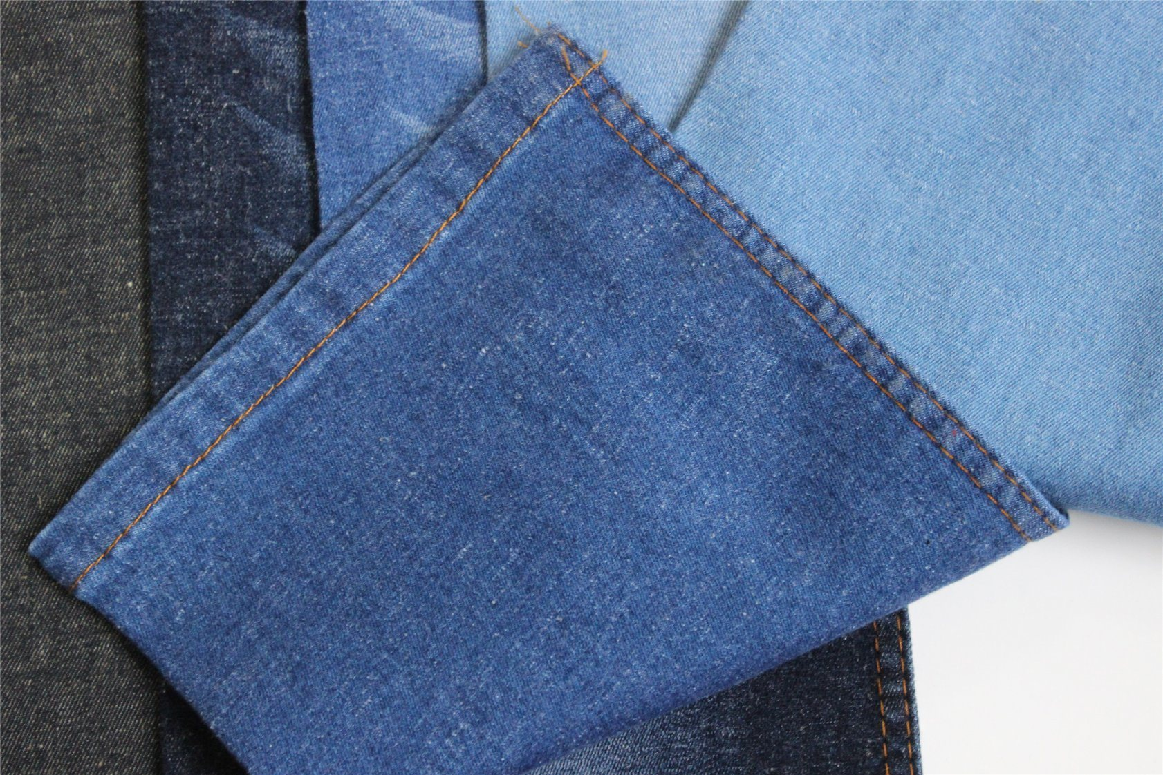 Cotton Linen Spandex Denim