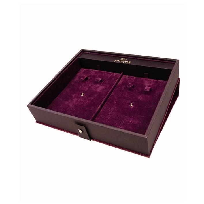 Stackable Jewelry Display Ring Tray