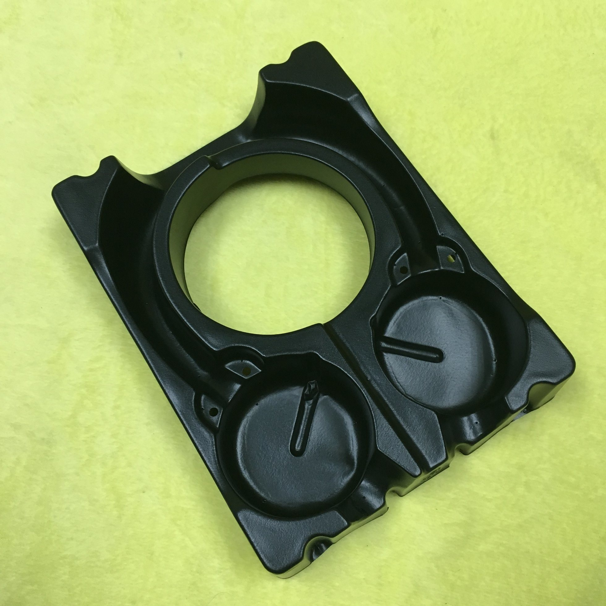 Custom PP Headset Blister Packaging Tray