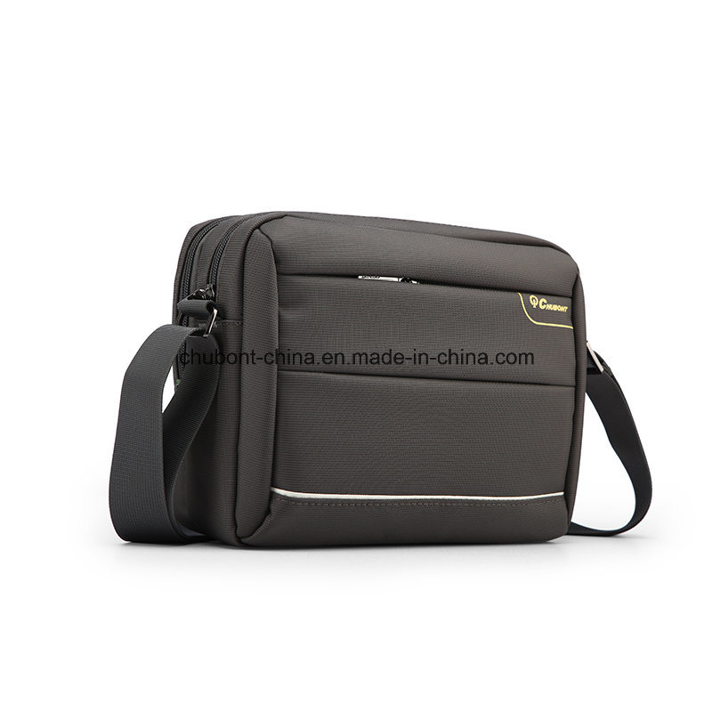 Chubont Waterproof Nylon Men′s Shouler Bag Message Bag Daily Use