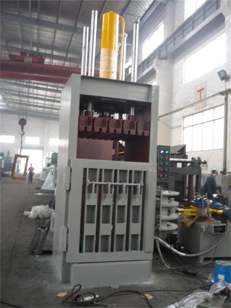 Y82-100 Hydraulic Vertical Baler