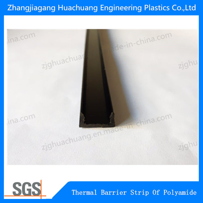 Shape U Thermal Insulation Nylon Strips Used in Windows
