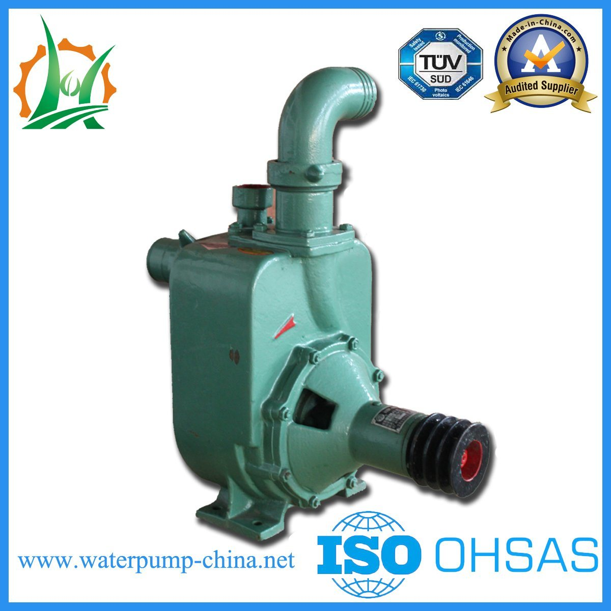 Agricultural Spray Self Priming Pump Unit for Tea Garden Spraying