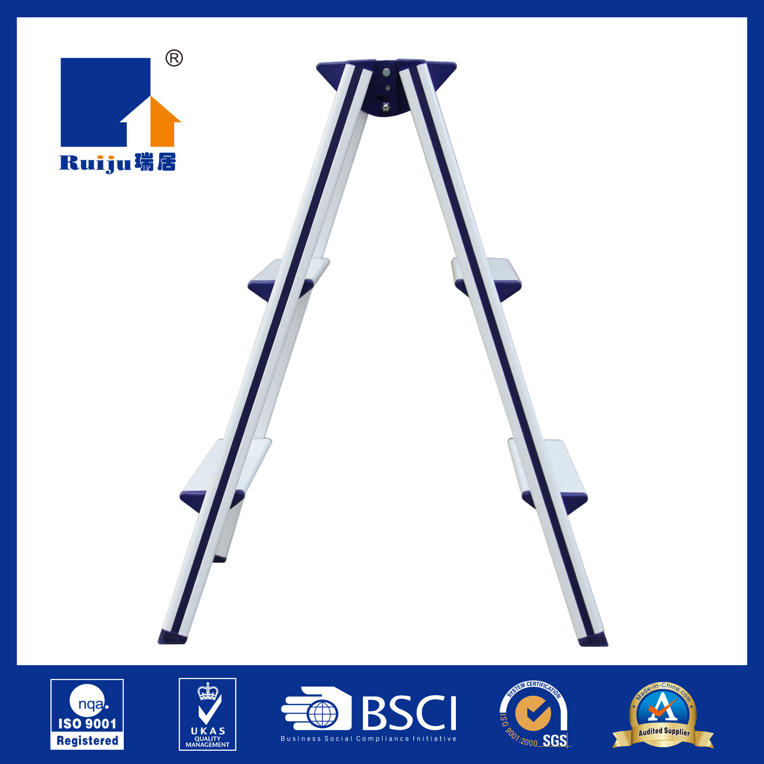 Aluminum Ladder Tool for Daily Use