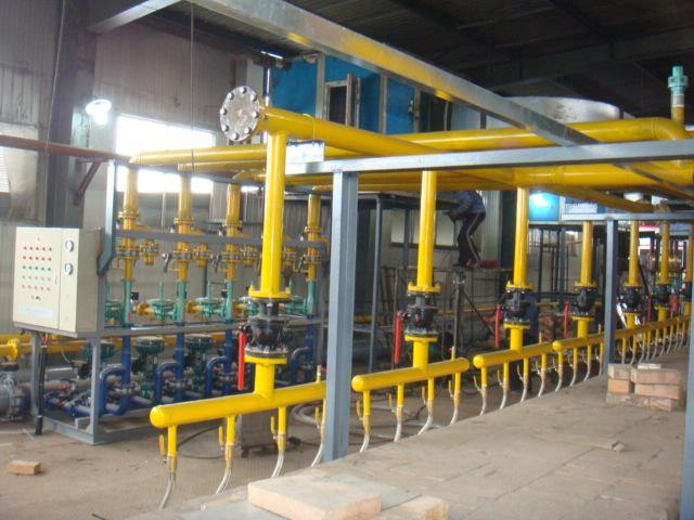 Glass Fiber Plant / Production Line