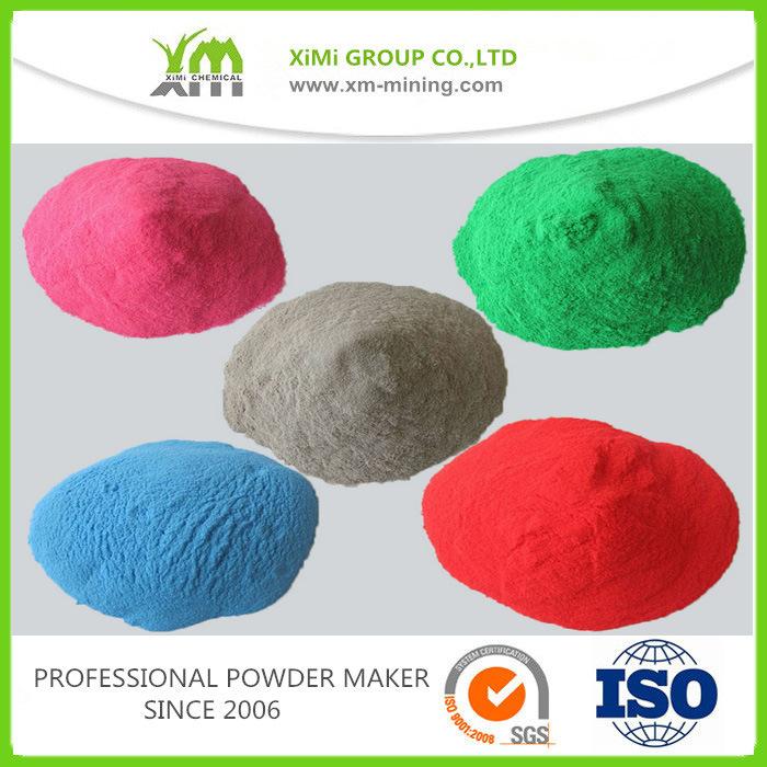 Smooth Finish Bonding Metallic Powder Coating