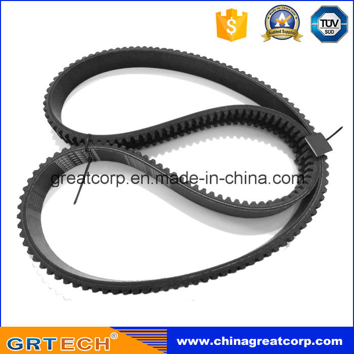 2AV15-1880 High Quality Raw Edge Cogged Belt