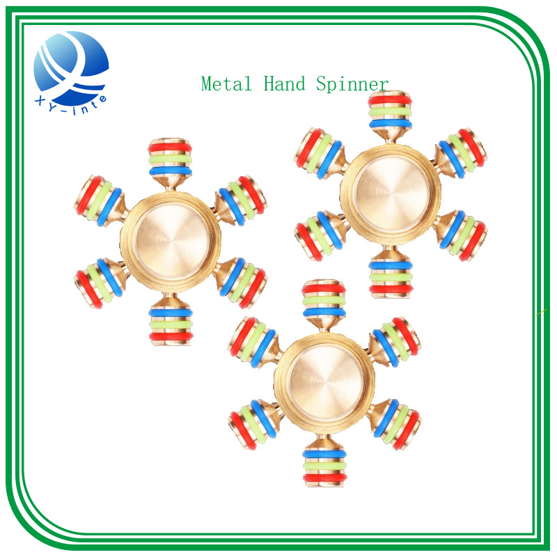 Hight Quatily Metal Spinner Hand Spinner for Anyone to Play