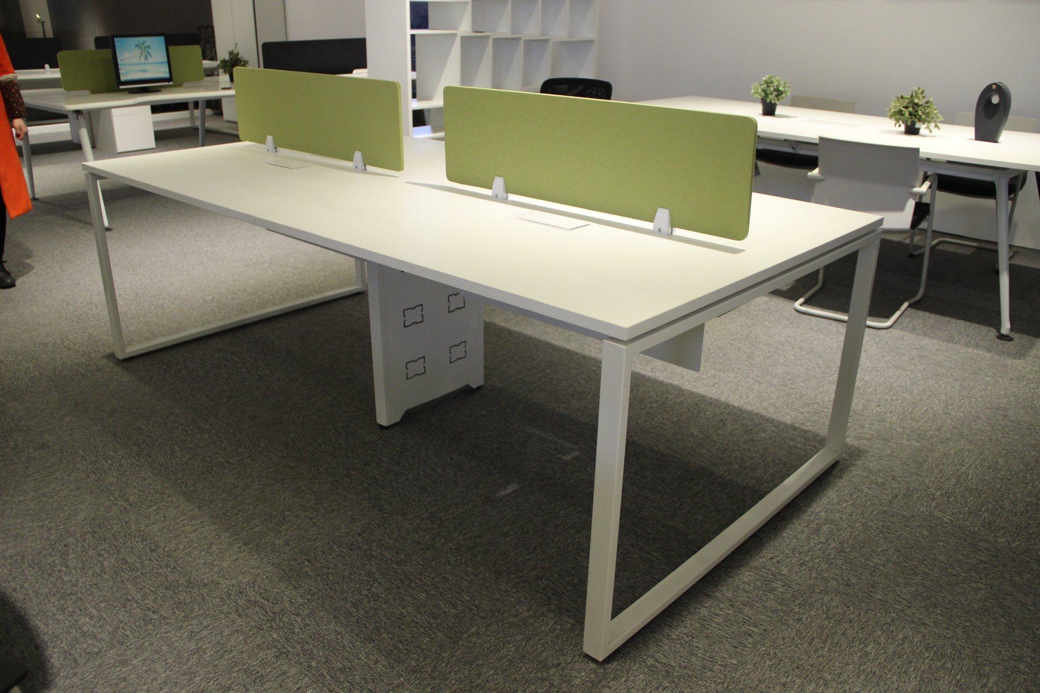 Portable Laptop Desk with Metal Leg Office Computer Desk
