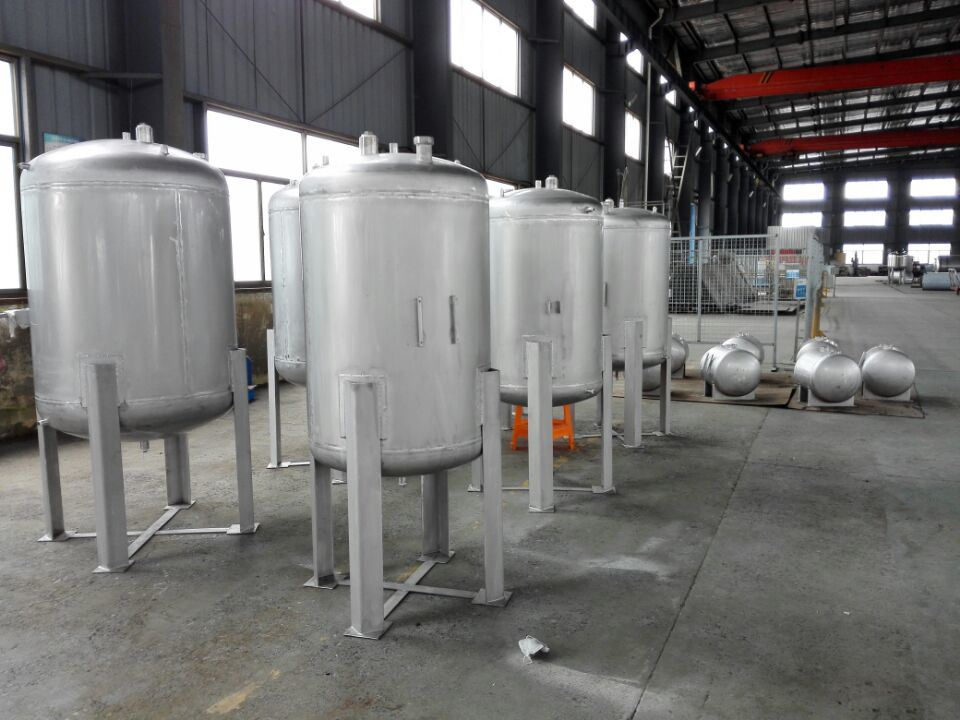 LPG, LNG Stainless Steel Storage Tank (LAR/LIN/LOX/LCO2)