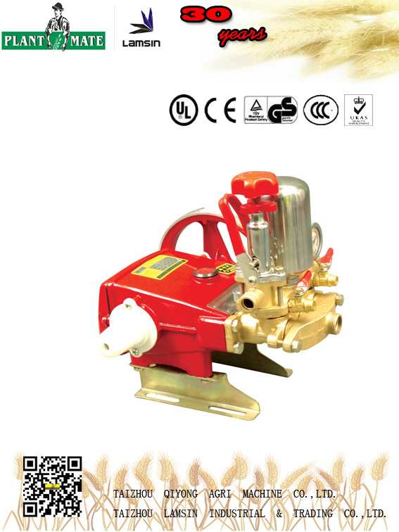 Lamsin Agricultural/Industrial Water Pump with ISO9001 (LS-25A)