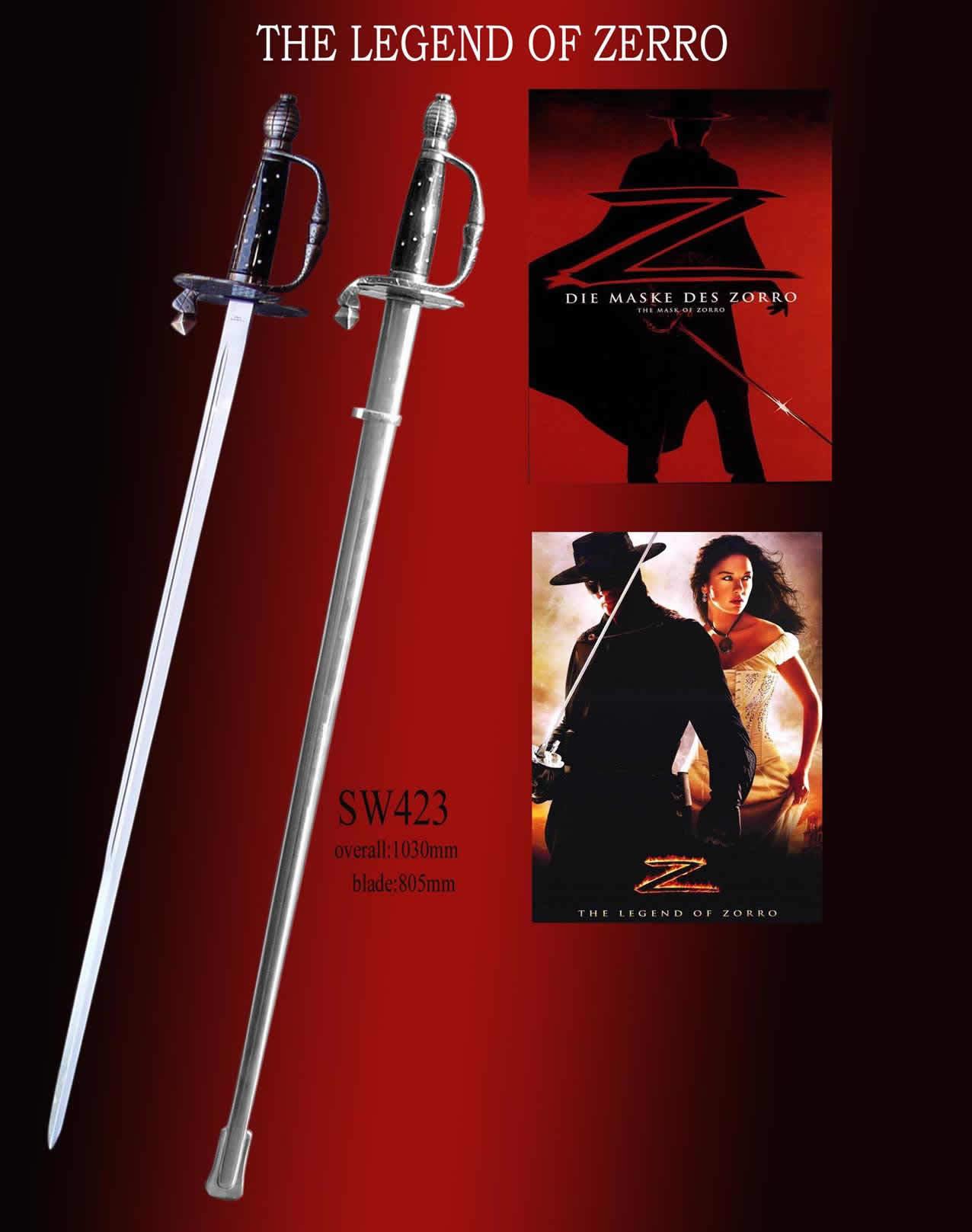 Sword of Zorro movie