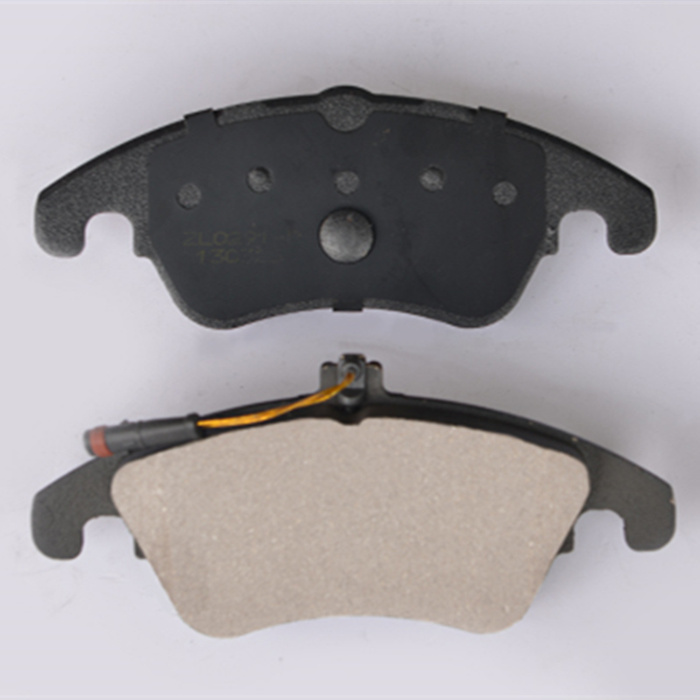 Quick and Stable Braking Performance Brake Pad for Benz (D1342)