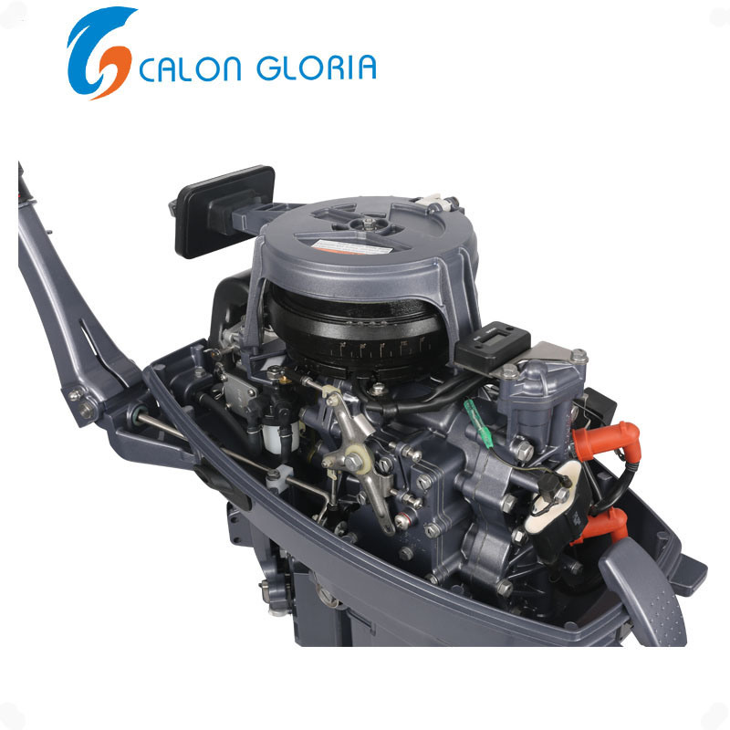Outboard Motor T9.8HP 2stroke, Less Weight, Boat Motor Calon Gloria