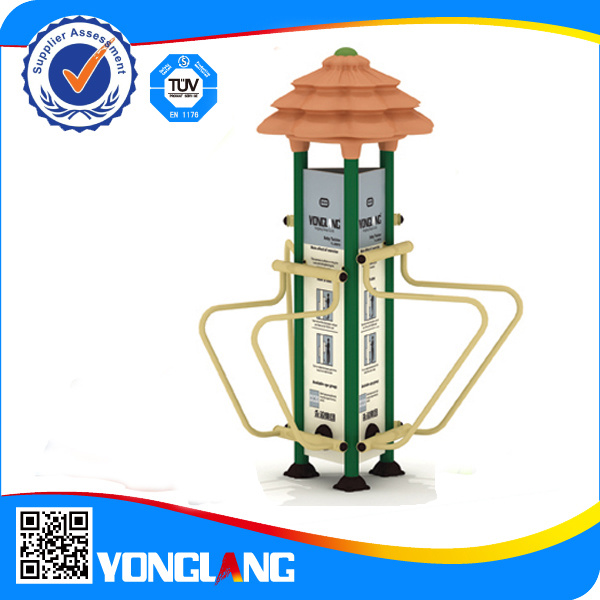 Yl-Js003 Outdoor Fitness Equipment Parallel Rails for Elderly