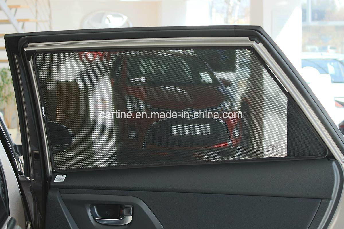 Car Magnetic Sunshade for Audi Q3q5q7