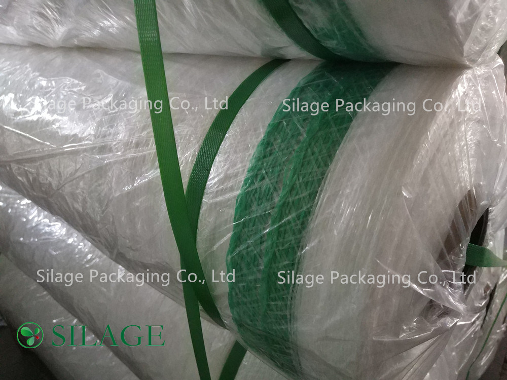 Qualified Hay Nets Bale Wrap Net Silage Wrap 1.23m