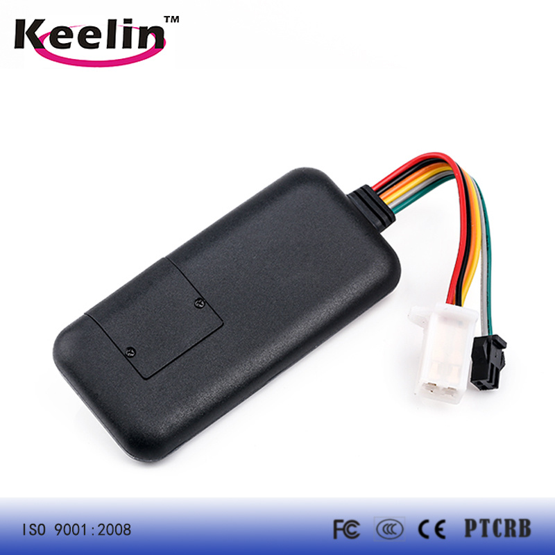 Waterproof GPS GSM Tracker with Wide Voltage Range (TK119)