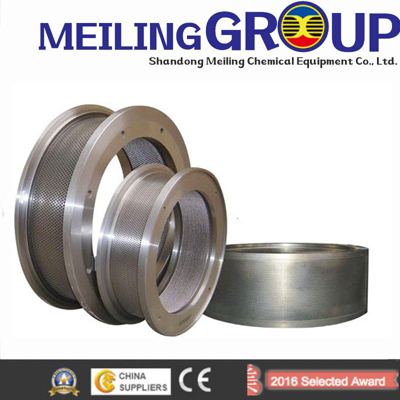 ISO Verified Pellet Press Dies Forging Ring Mold
