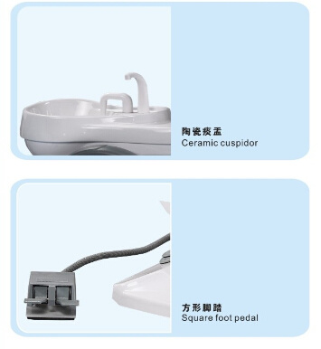 Hot Sale Economic Hight Quality Dental Unit with CE