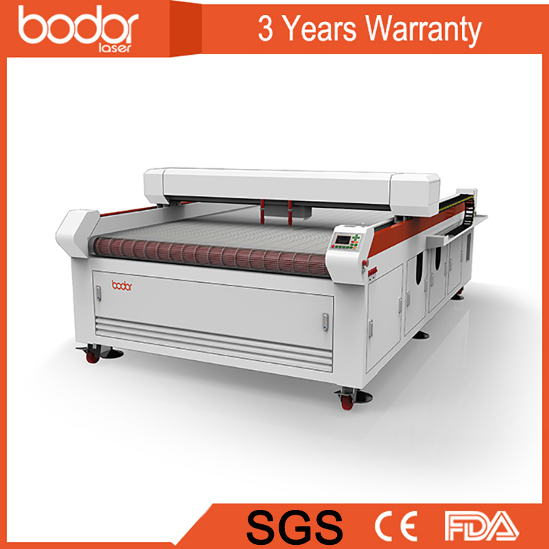 3 Years Manufacturer 60W 80W 100W 120W 150W Wood / Acrylic / MDF Sheet / Plastic / Fabric CNC CO2 Laser Cutting Machine