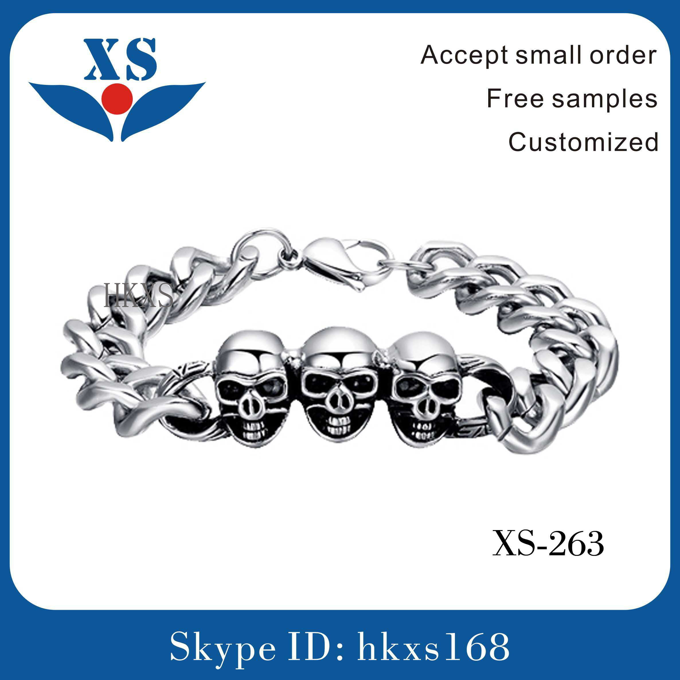 Hot Sales Cheap Men Stainless Steel Bracelet