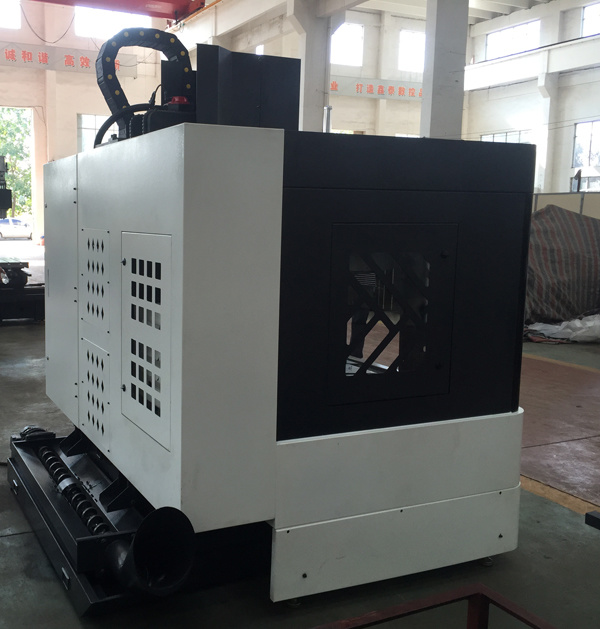 Most Popular High Speed Vertical Milling Machine