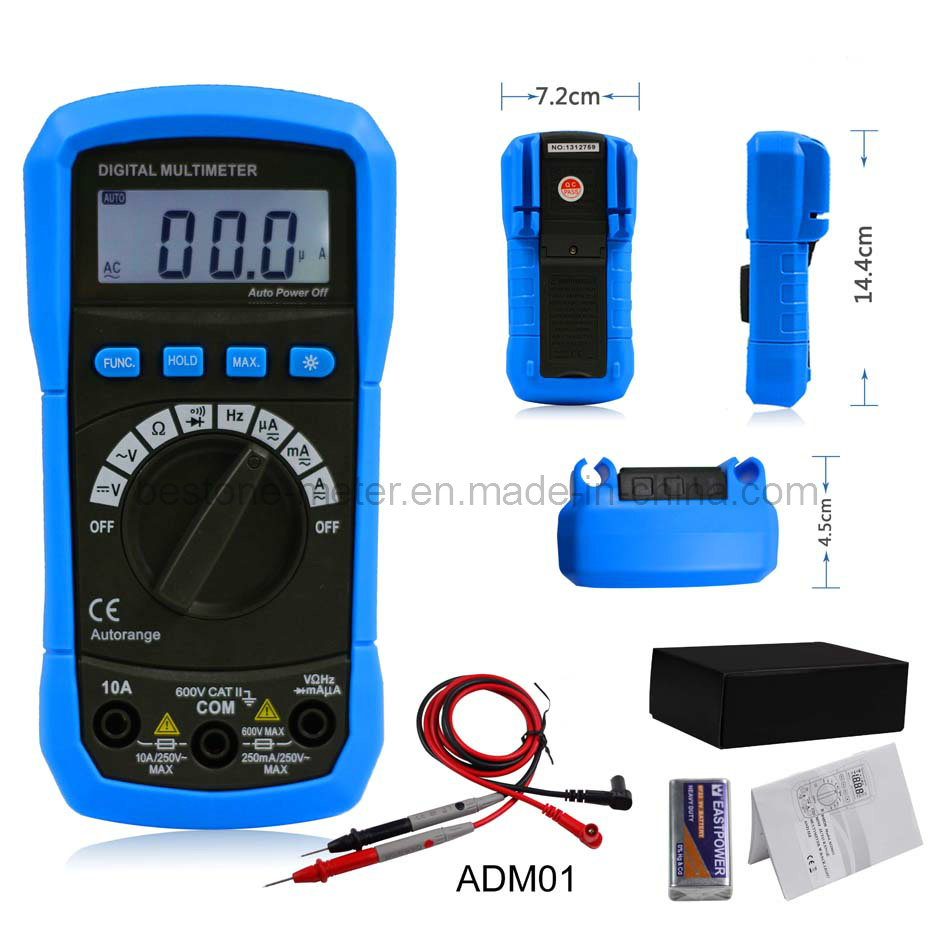 Digital Multimeter (ADM01, AMD02)