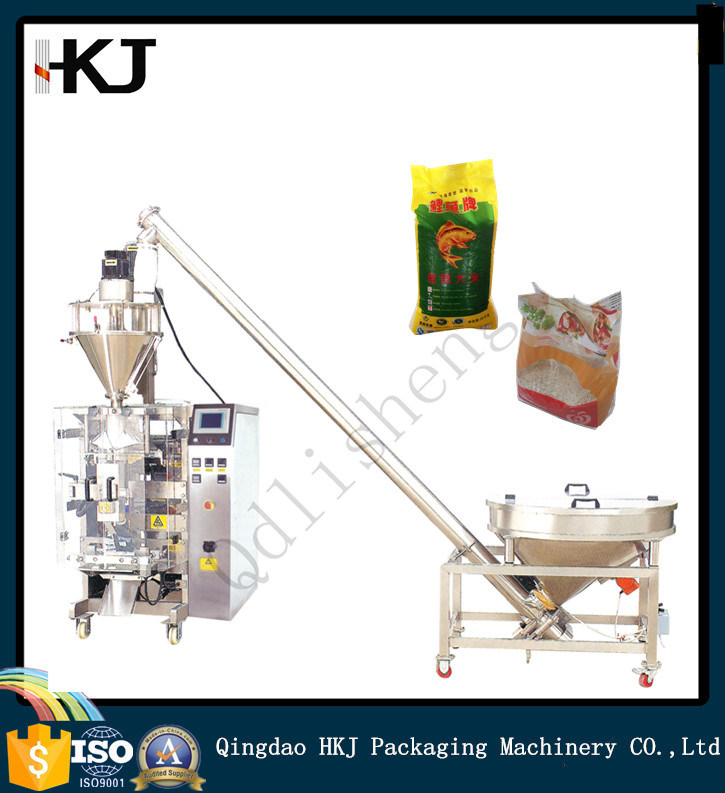 Full Automatic Vertical Food Packing Machine for Puffed Food