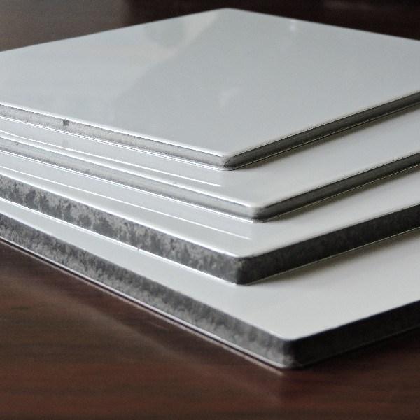 4mm/5mm/6mm/8mm/10mm Fire Resistant Aluminum Composite Panel ACP