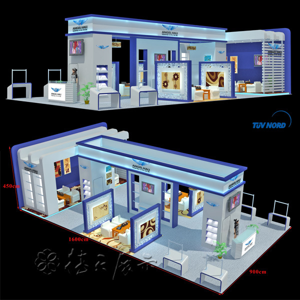 Exhibition Booth En Espanol : China rent exhibition booth for trade show