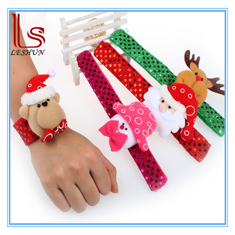 Christmas Santa Claus Children Gift Hand Bands