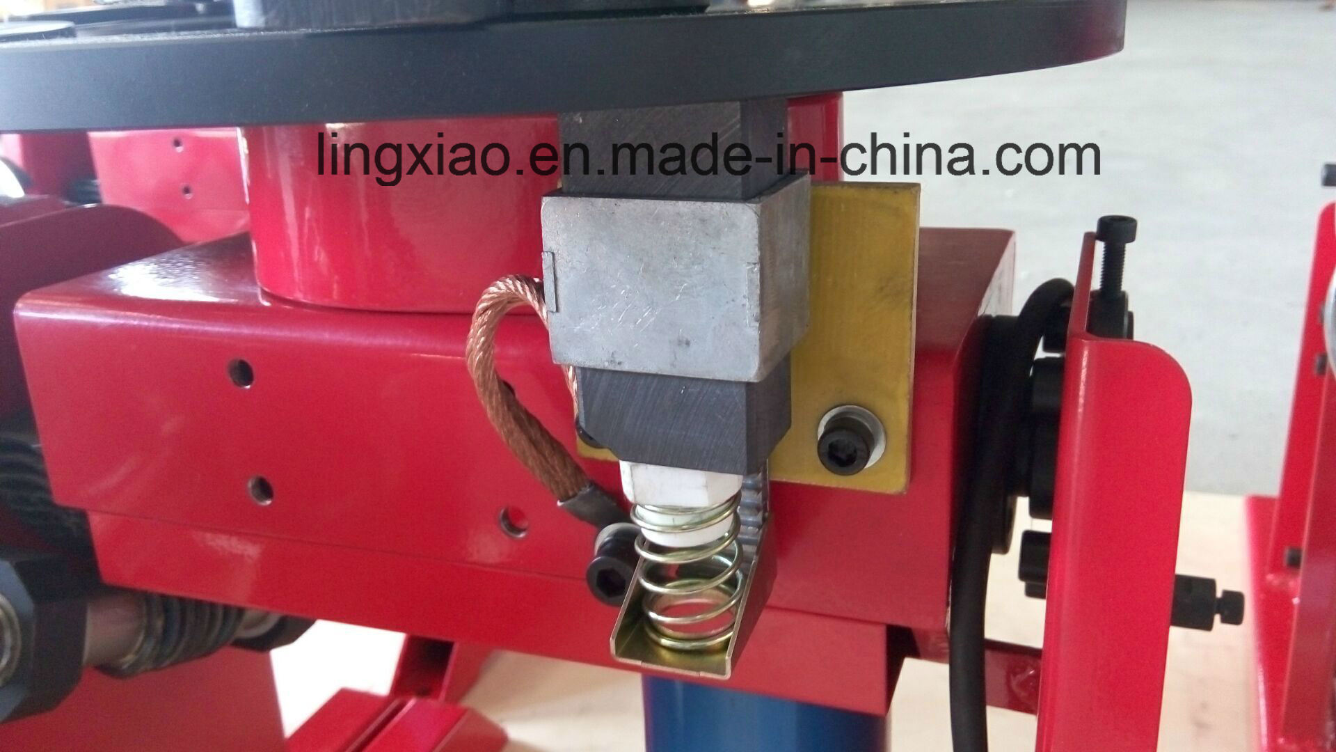 Ce Certified Welding Positioner HD30/50 for Girth Welding