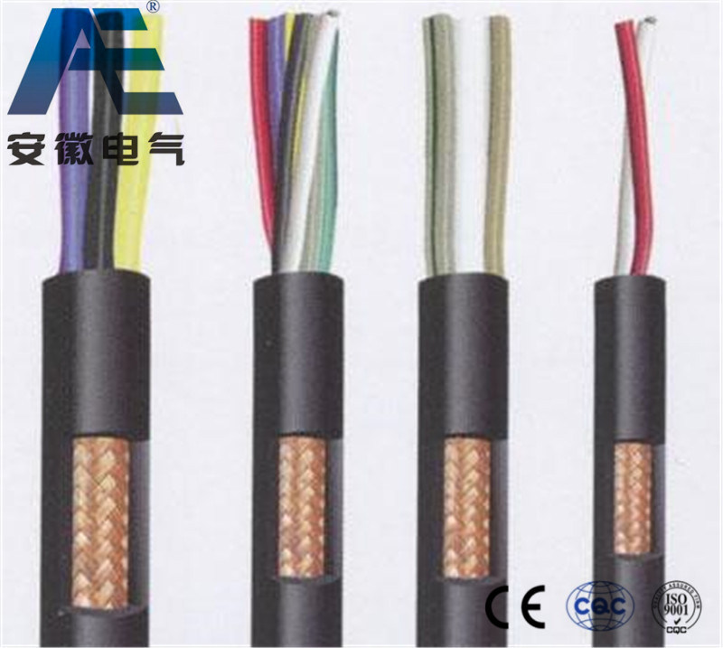China Cu/PVC/Cts/PVC, Control Power Cable, 0.6/1 Kv (IEC 60502-1)