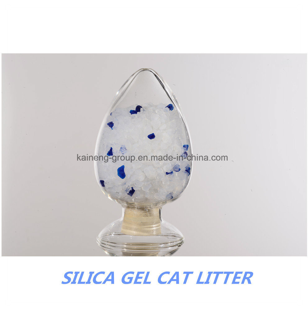 Silica Gel Cat Litter/Cat Sands