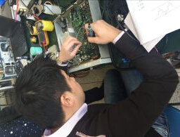 Endoscope Camera System Repair Training for Korean
