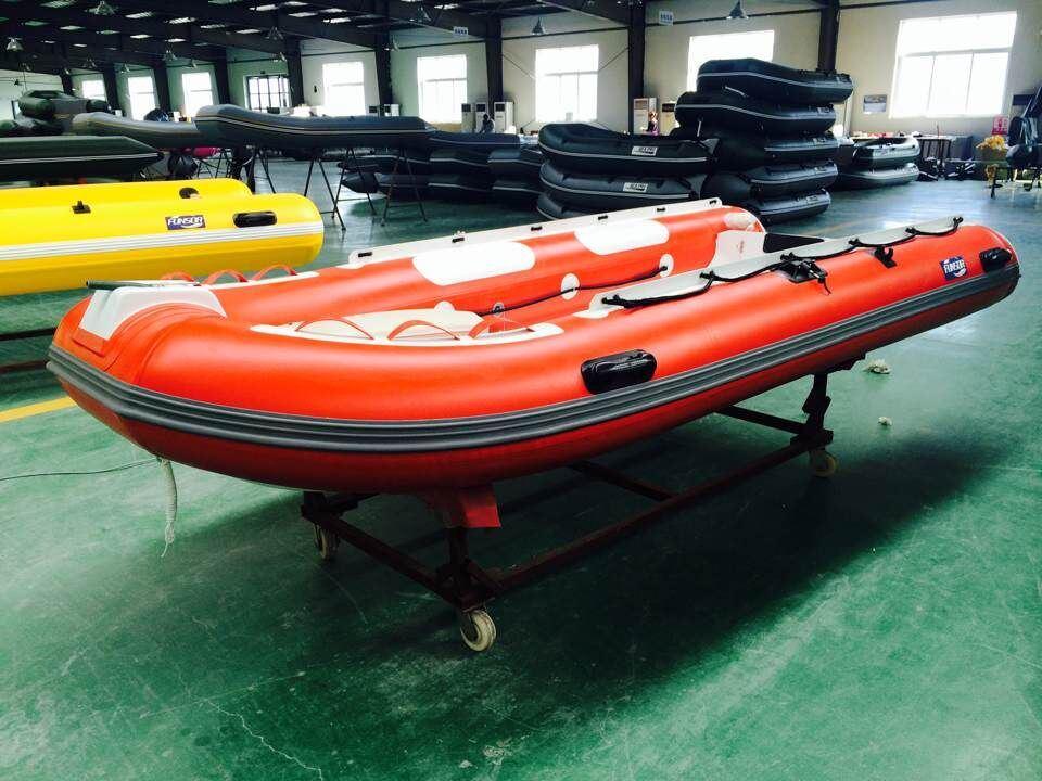 Inflatable Canoe (3.9M)