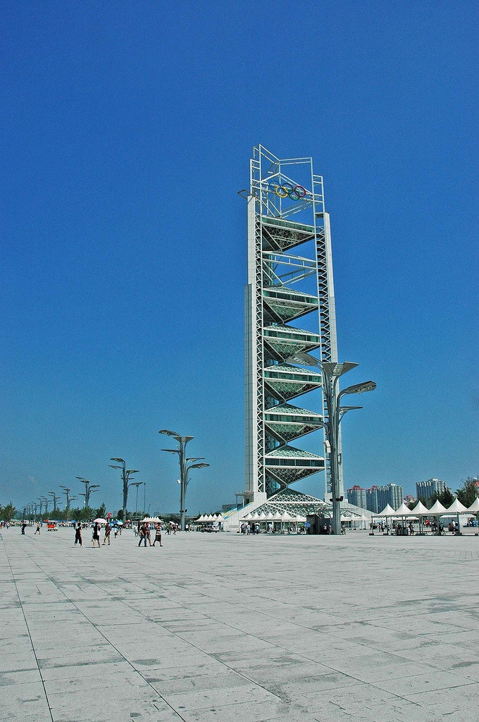 Qingdao Best Quality Steel Landscape Tower