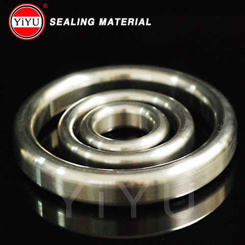 Metallic Oval Ring Joint Gasket