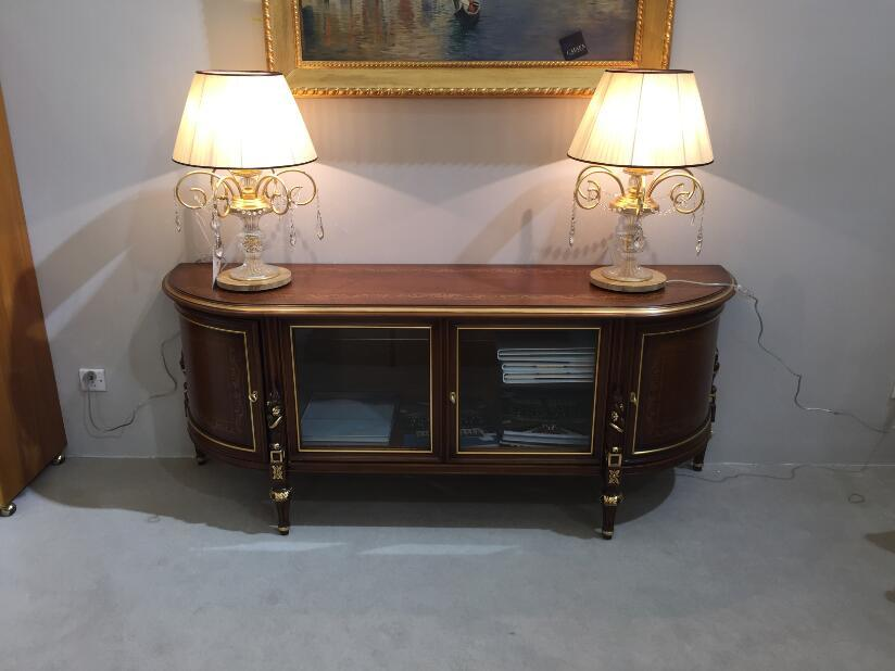 Middle East Style Hotel Luxury Antique 5 Star Room/European Style Kingsize Bedroom Furniture/Classic (NPHB-1204)