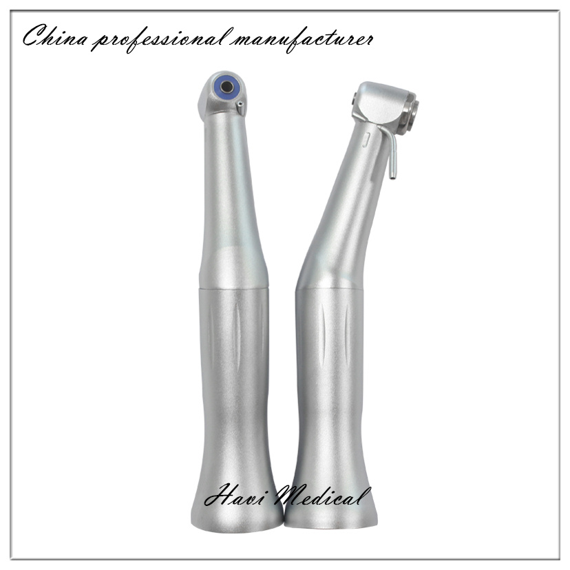 20: 1 Reduction Implant Contra Angle Low Speed Dental Handpiece
