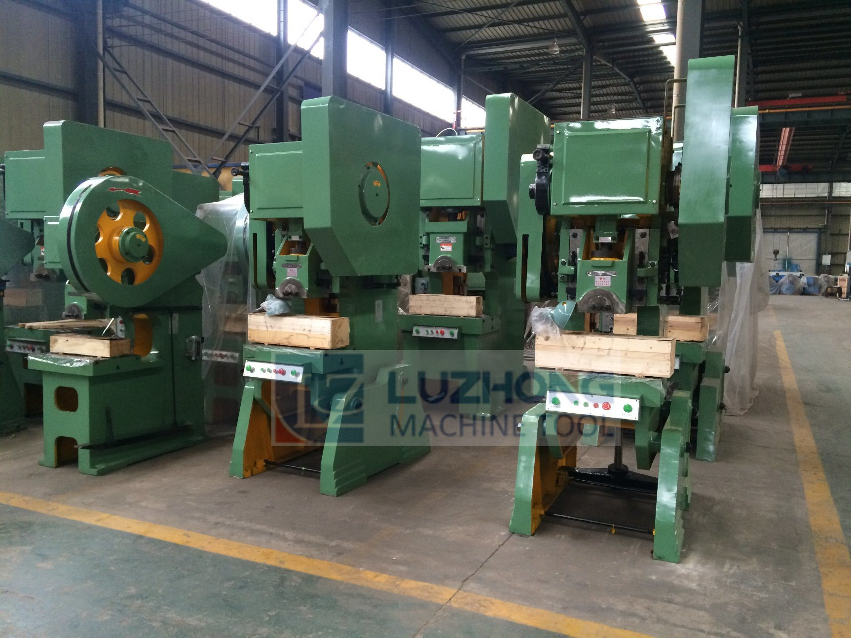 Open Type Tiltable Punch Press Machine (Punching Press JB23-80 JB23-100)