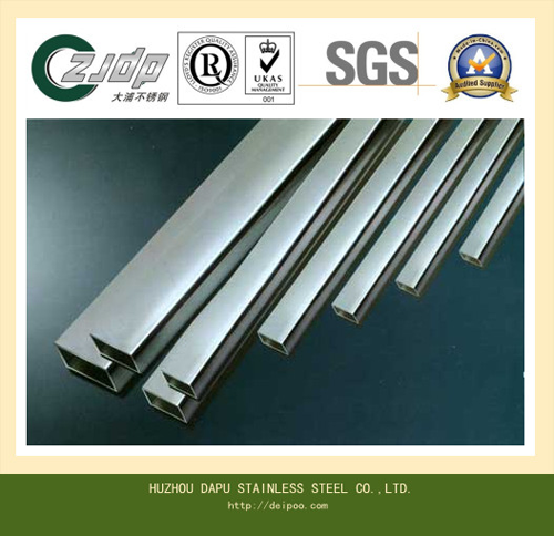 ASTM A269 TP316Ti Seamless Stainless Steel Tube