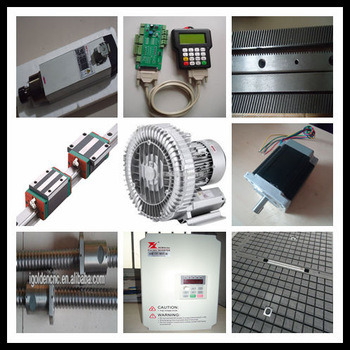 2017 Hot Sale Heavy Table CNC Marble Cutting Machine 1325