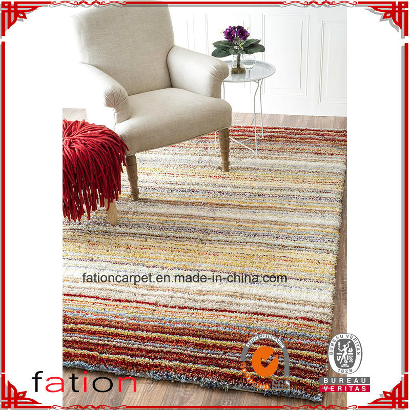 New Luxurios Country Style Yellow 5*8 Shaggy Rug Area Rug Carpet
