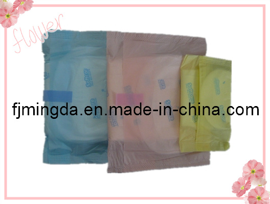 Female Standard Type Sanitary Napkins